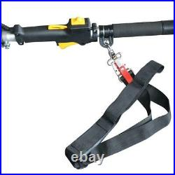 10 inch 32.6cc 2-Cycle Gas Powered Pole Saw with Anti-Vibration Handle 9,500 RPM