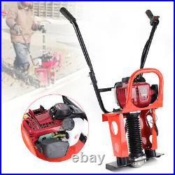 37.7cc 4 Stroke Gas Concrete Vibrator Wet Screed Power Screed Cement Vibrating