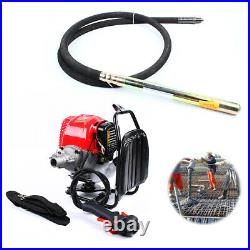 4 stroke 4.8HP Concrete Vibrator Gas-Powered Poker OHV Air cooled with10Ft Hose
