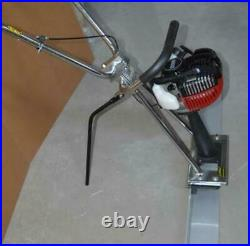 6.5ft Board Concrete Screed Power Vibrating Engine Gas Cement 4 stroke