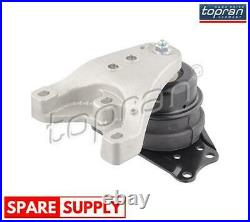 Engine Mounting For Seat Skoda Vw Topran 111 902 Fits Right