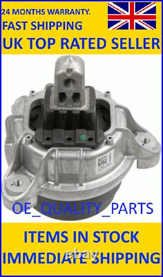 Engine Mounting Mount Bearing Gearbox Left 36992 01 LEMFOERDER for BMW