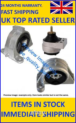 Engine Mounting Mount Bearing Gearbox TED47690 TEDGUM for BMW