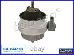 Engine Mounting for AUDI TOPRAN 114 407 fits Left