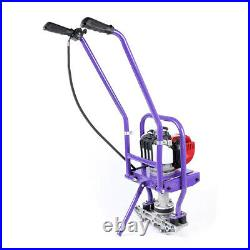 Gas Wet Concrete Power Vibrating Screed 4 stroke Gas Engine Cement Leveling SALE