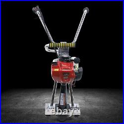 NEW 35.8CC Concrete Power Vibrating Screed 4 stroke Gas Engine Cement US