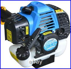 Pole Saw Gas Powered Blue Max 10 in. 32.6cc 2 Cycle Anti Vibration Handle