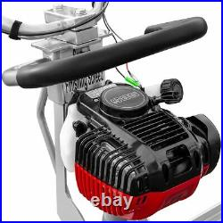 Vibrating Concrete Surface Leveling Screed Gas Power 4-Stroke EPA (Motor Only)